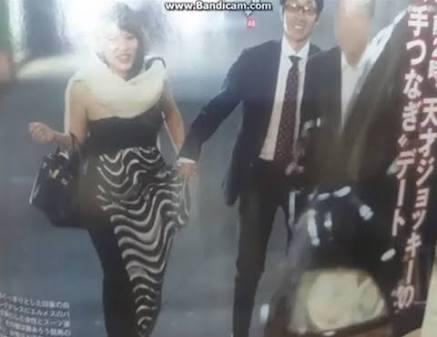 武豊「美人競馬キャスターを抱き寄せ、熱いキス!」