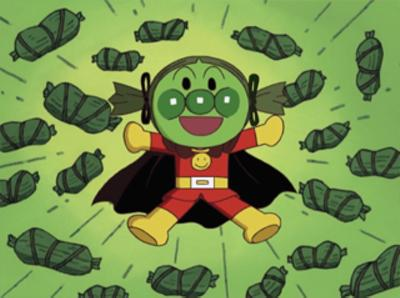 どうすればバイキンマンがアンパンマンに勝つことが出来るのか考えてみるトピ