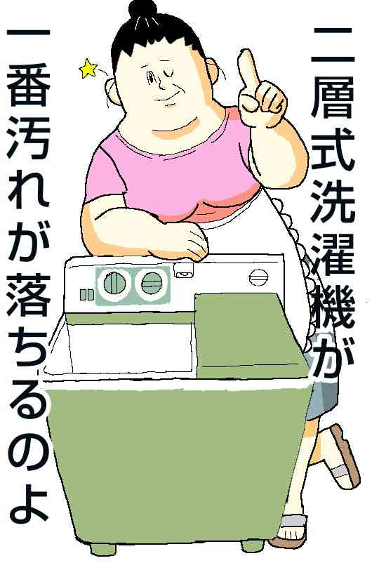 洗濯機はドラム式か縦型か