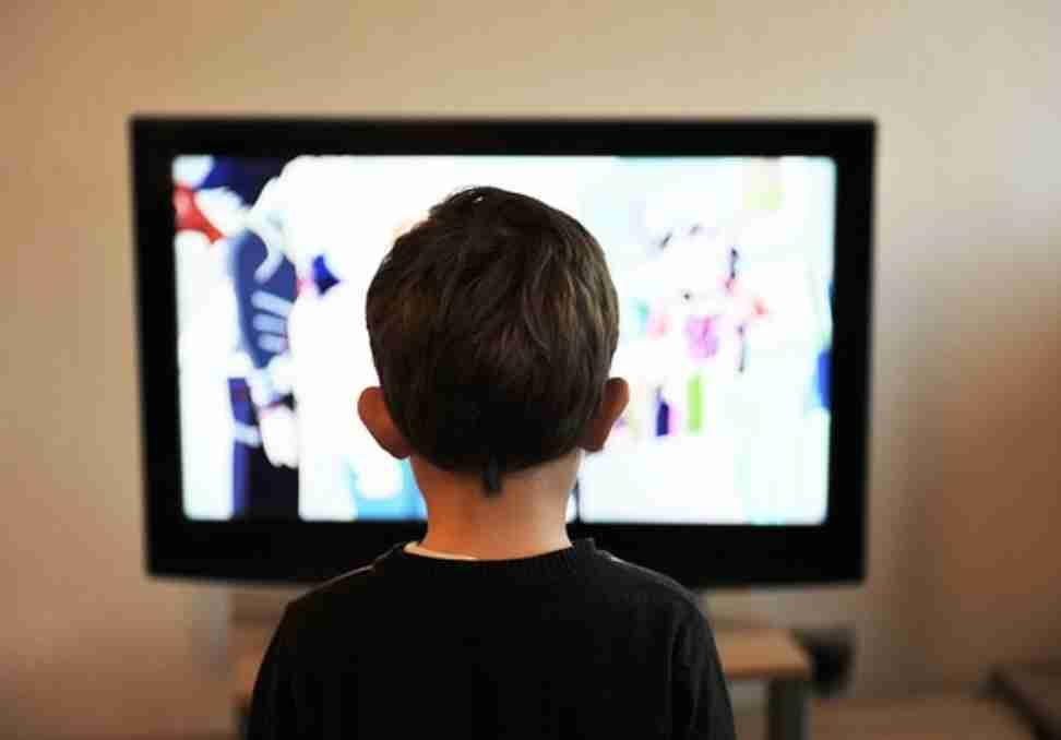 幼児のテレビ時間
