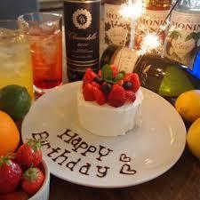誕生日にしたいこと