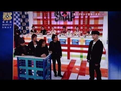 放送終了から1年…「SMAP×SMAP」思い出のシーンを語りましょう。