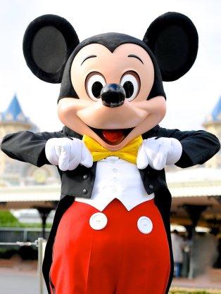 ミッキーマウス、好きですか?
