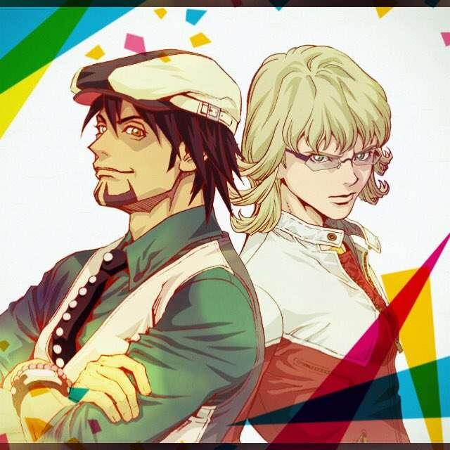 「TIGER&BUNNY」好きな人〜!