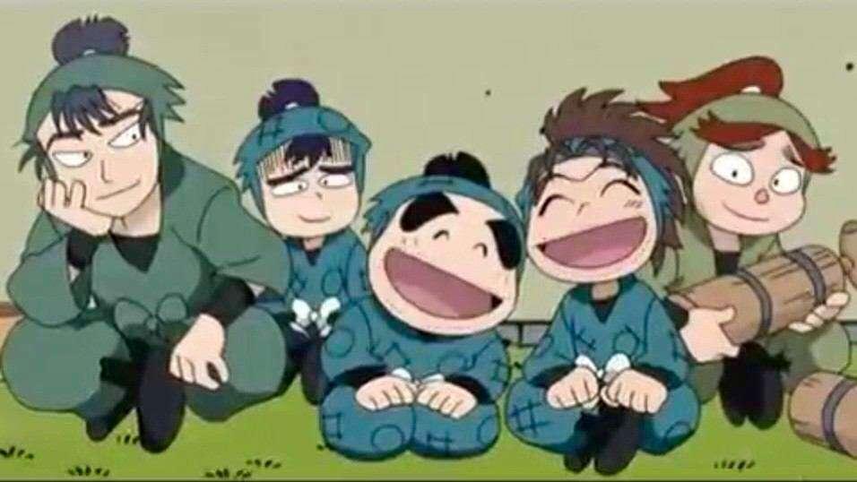 「忍たま乱太郎」が好きな方!
