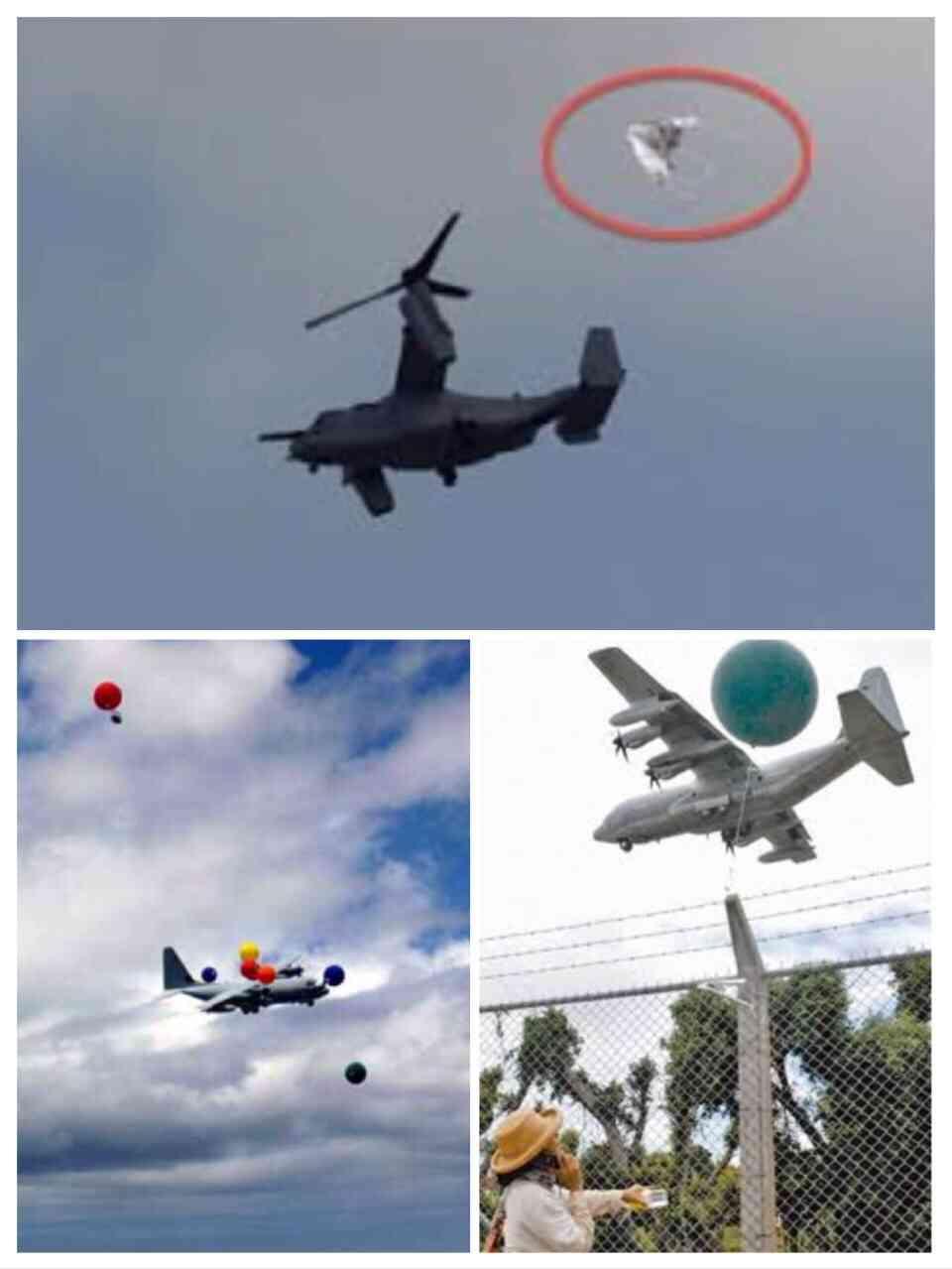 米軍ヘリから落下物と騒いでいた牧師が投稿を削除?「米軍機からの落下ではない」沖縄防衛局が市に説明