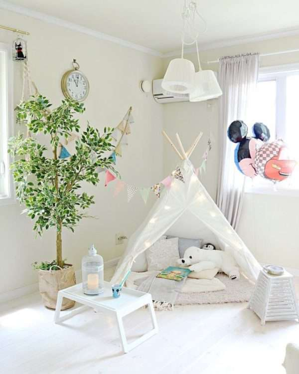 狭い子供部屋の収納アイデアが知りたい