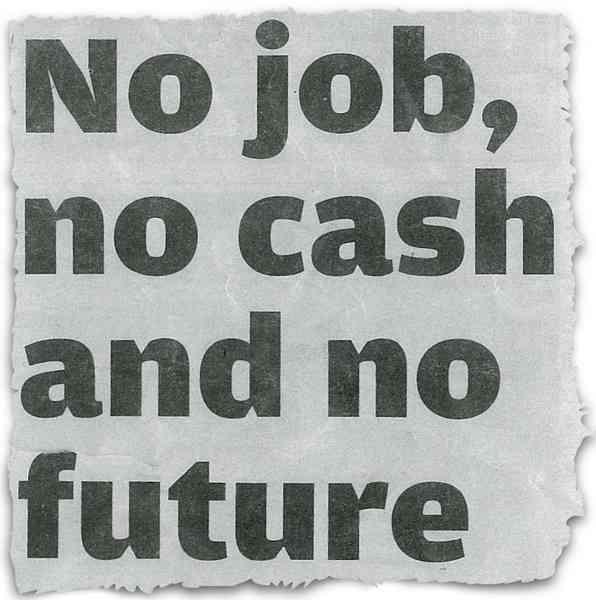 仕事が見つからない人!