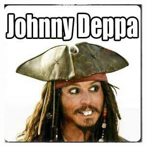 ジョニー・デップ好きな人!