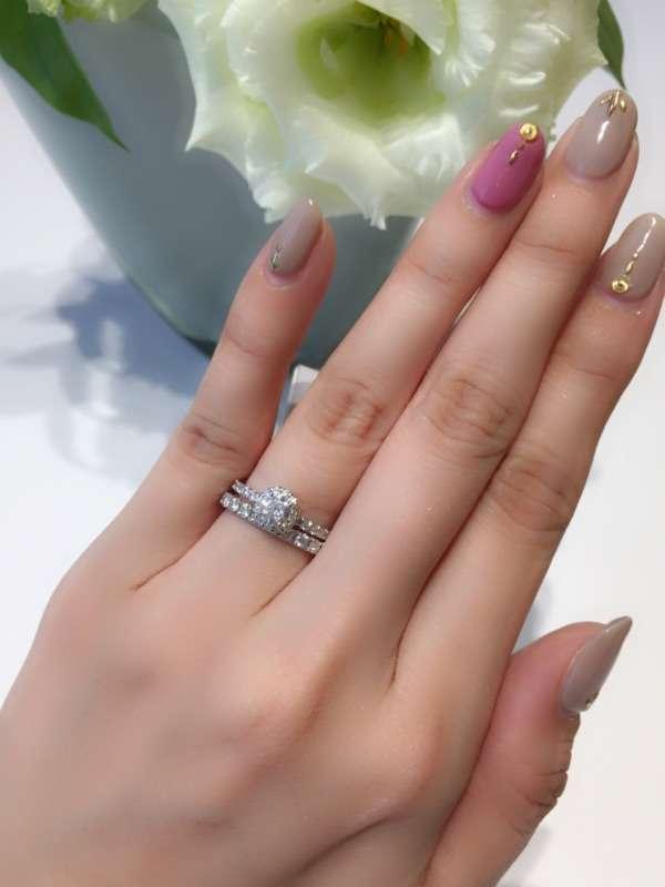 婚約指輪、どうしてますか?