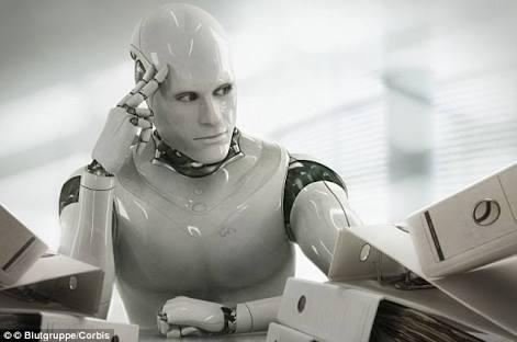 もしも理想のイケメンロボットがいたら