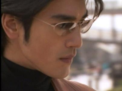 メガネが似合う俳優