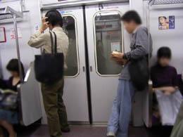 いろんな電車での不快な思いが聞きたい