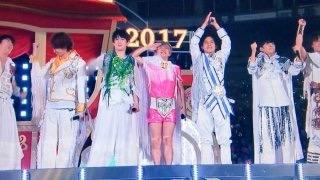 「ジャニーズカウントダウン2017-2018」放送決定 出演アーティスト発表