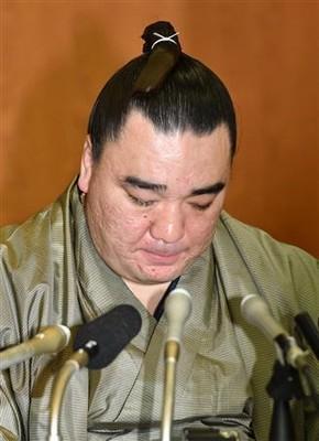 日馬富士の引退理由は子供のいじめではなかった…誤った発言を取材で話した後援会長が謝罪