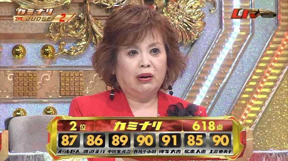 M-1、ネット「優勝は上沼恵美子」…自虐、公開指導、激高、最後は涙