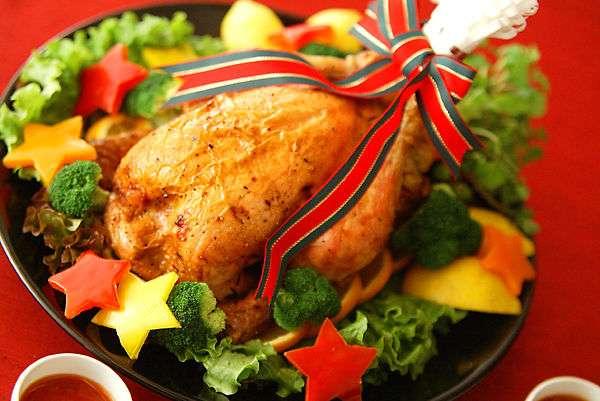 今年のクリスマスチキンどこで予約しますか?