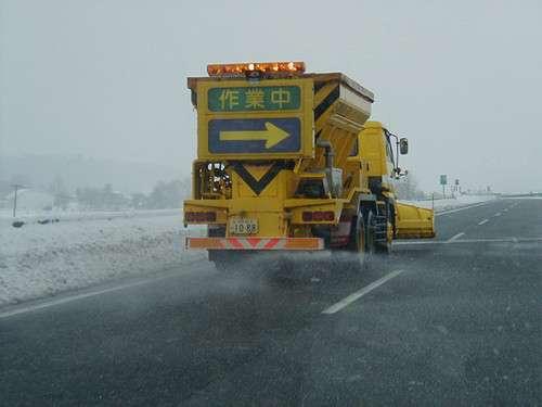 雪道運転のコツ