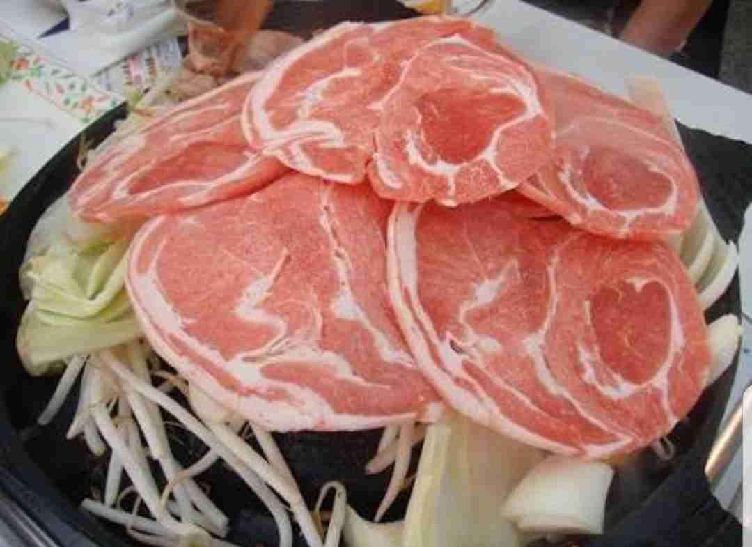 ラム肉大好き