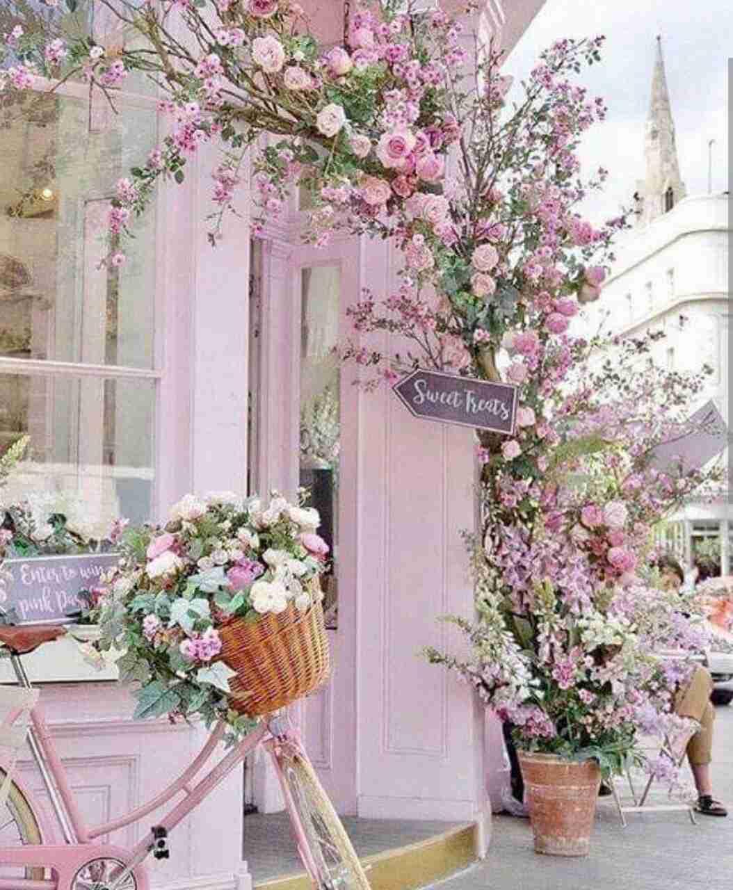 ピンク色が好きな方