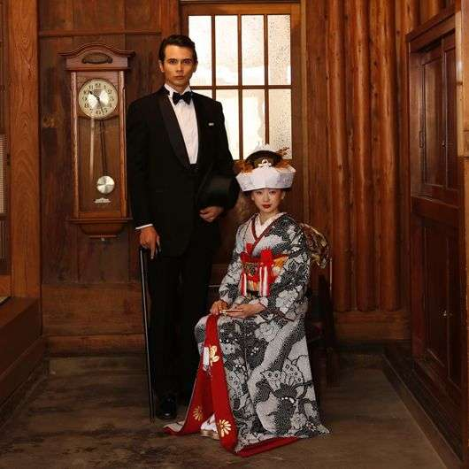 和装で結婚式された方!