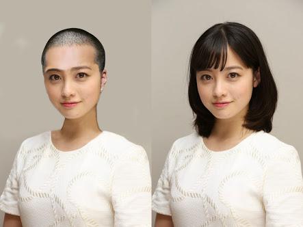 橋本環奈、明るい茶色のヘアカラーに反響 「茶髪最強に可愛い」