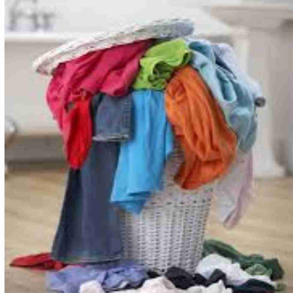 洗濯物を畳むのが苦手な人