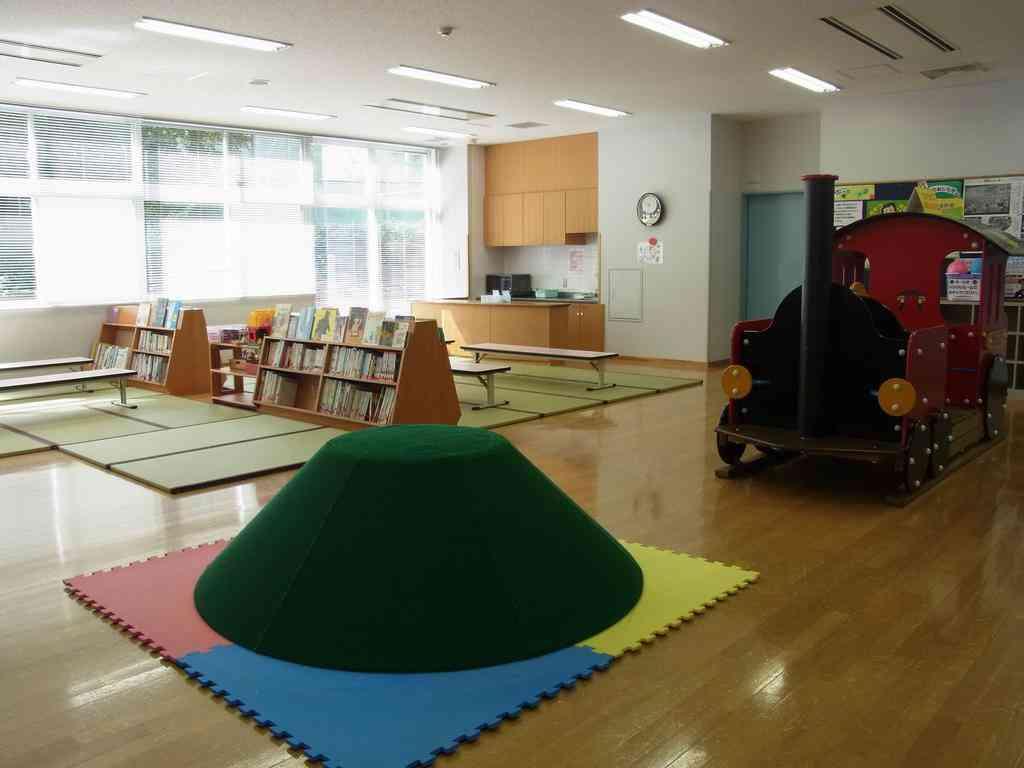 児童館や支援センターに行き、お子さんが成長した方。