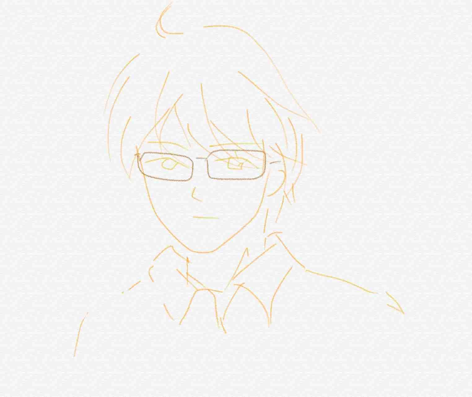 自分好みの男の子の絵を描くトピ  Part2【絵トピ】