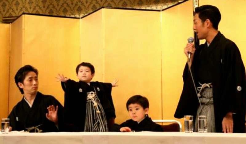 【実況・感想】独占密着!中村屋ファミリー 勘九郎父との約束&4歳と6歳の猛稽古泣いて笑って…