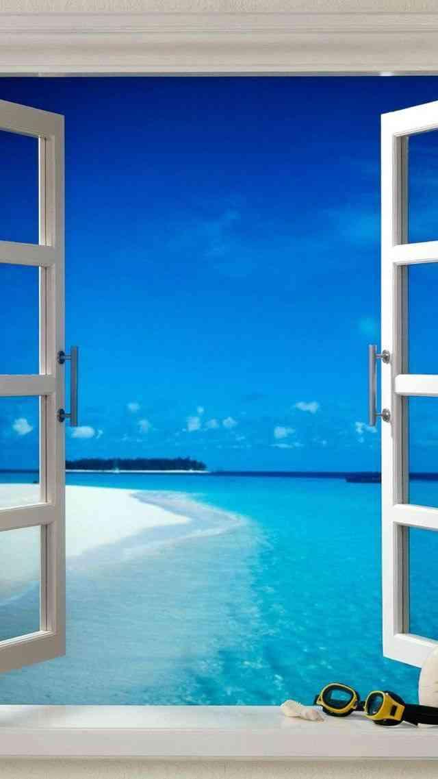 いろんな窓から見た景色をください!
