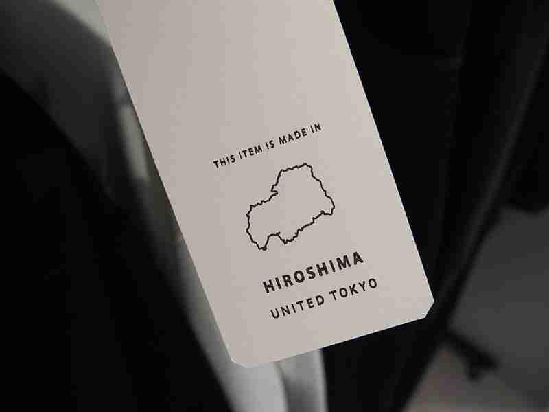 しっかりとした作りの洋服ブランド