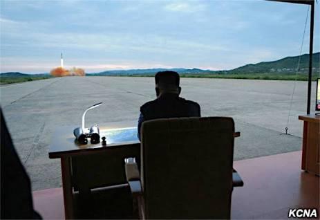 北朝鮮、ミサイル発射の準備か 初期の兆候を確認