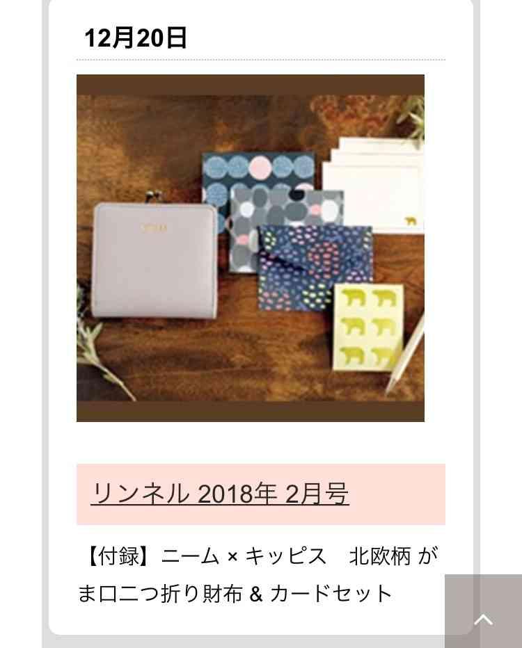 【定期】雑誌付録1月・2月号【トピ】