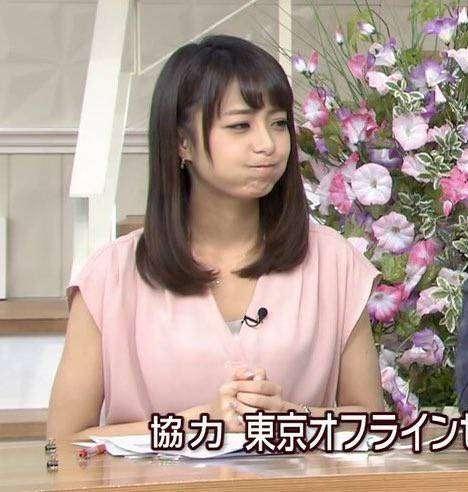 色々な宇垣美里アナウンサーが見たい