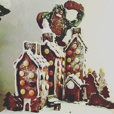 ヘクセンハウス【お菓子の家】