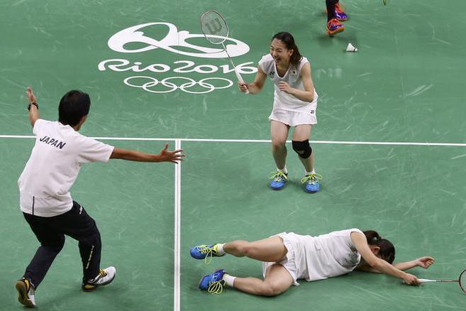 スポーツの感動場面
