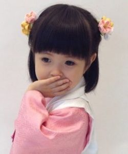 市川海老蔵長女の麗禾ちゃん、かぐや姫役!宣材写真は篠山紀信氏撮った