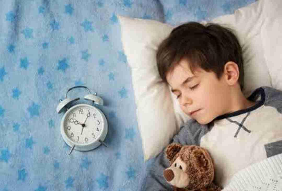 朝が弱い子供の起こし方