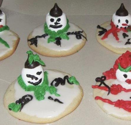 クリスマスの手料理写真が集まるトピ