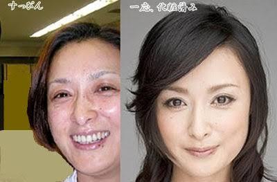 化粧映えすると思う芸能人