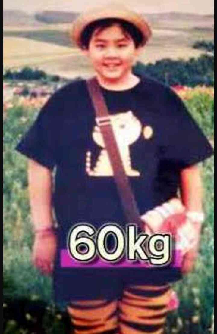 太っている有名人の痩せていた頃が見たい