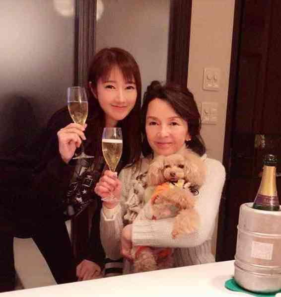 多岐川裕美&華子の母娘2ショット 「料亭のよう」な正月料理に注目集まる