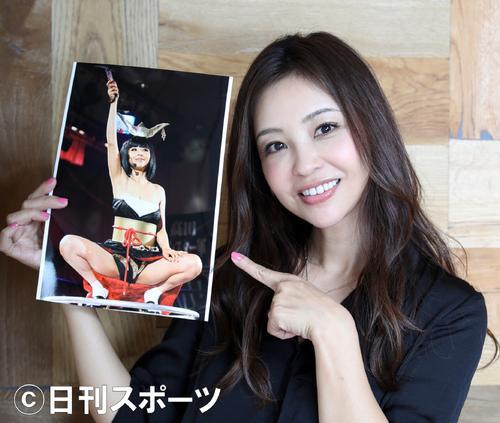 インリン7年ぶり日本で本格活動、子育てメドで復帰