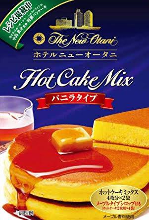 ホットケーキを美味しく作るコツ