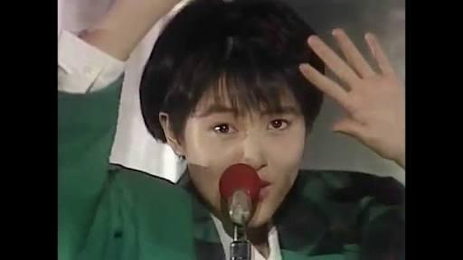 荻野目洋子「ダンシング・ヒーロー」がオリコン・カラオケ部門で1位
