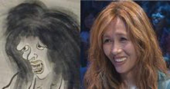 有名人同士のそっくり画像