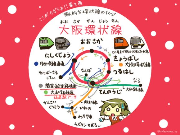 2泊3日で大阪に行きます