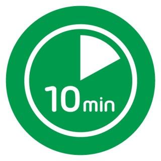 毎回10分遅刻する人について