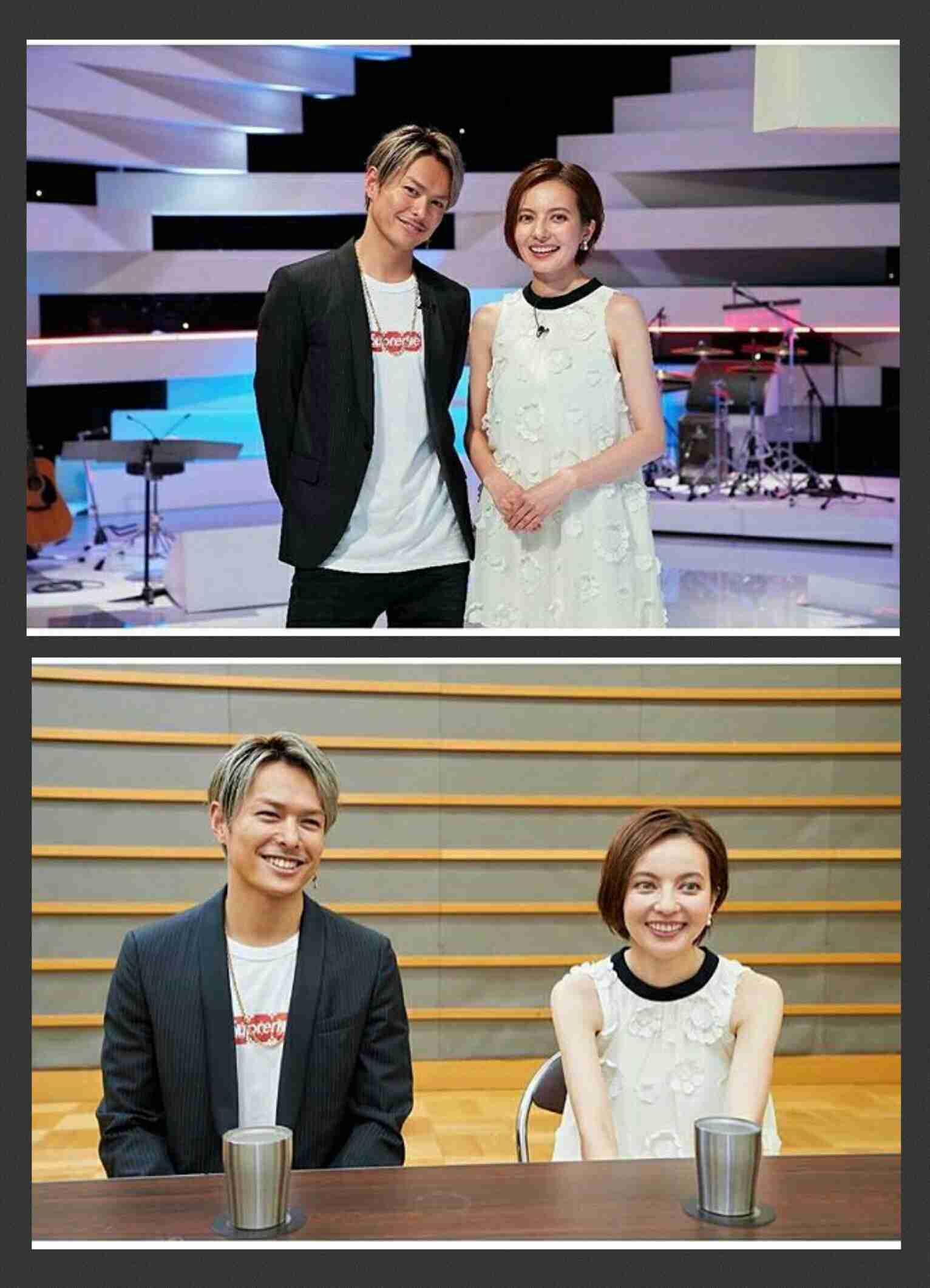 三代目JSB今市隆二&ベッキーMC音楽番組が地上波放送決定